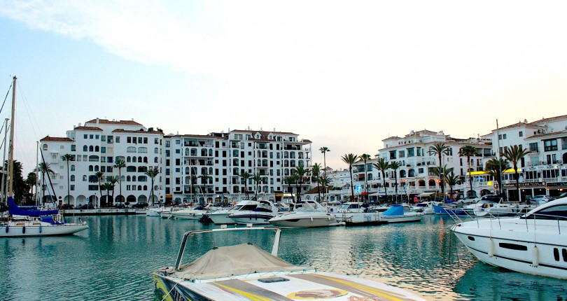 Learn more about the Port of La Duquesa, a growing area