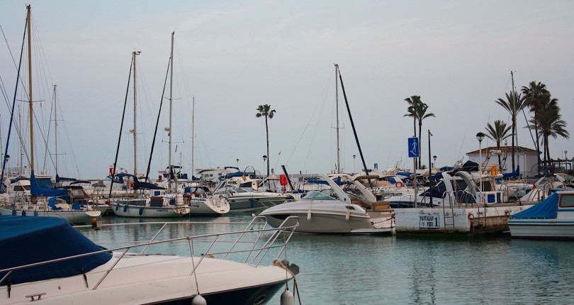 VIDEO: Villas Duquesa and its surroundings TOUR